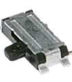 Ultraminiature Surface Mount Slide Switch