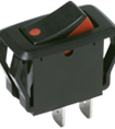Single Pole Power Rocker Switch